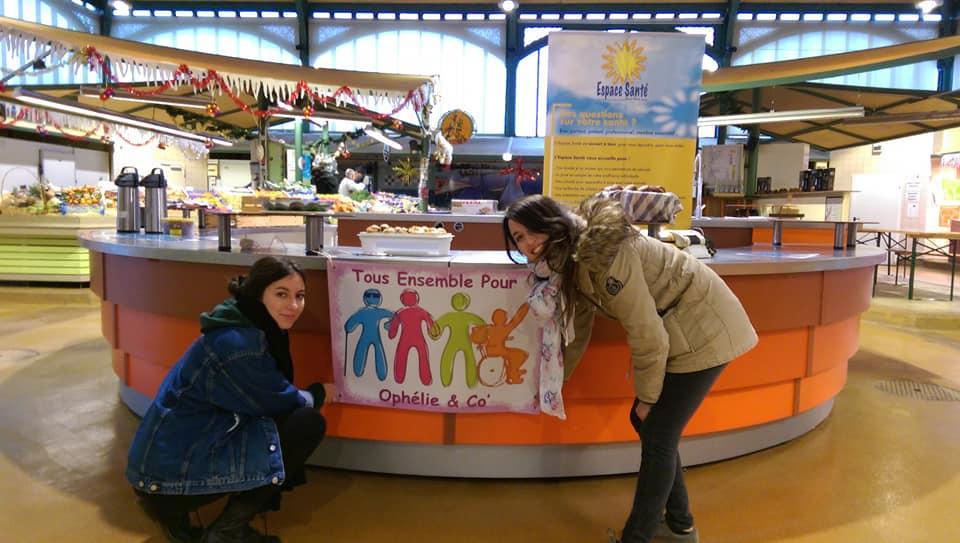 Journée solidaire pour «Tous Ensemble Pour Ophélie & CO»